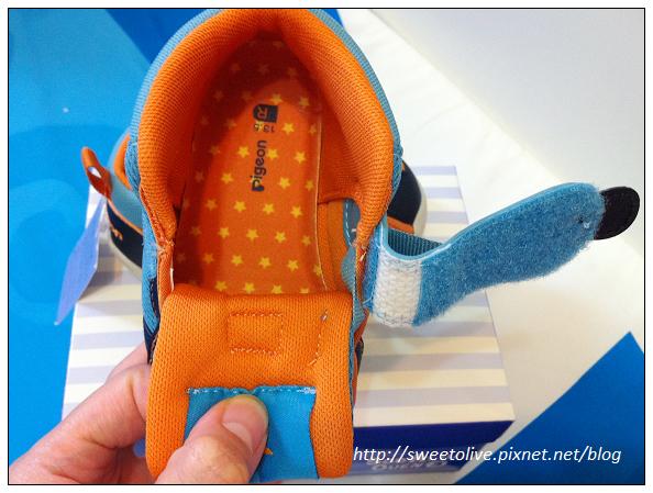 徐兔寶的貝親學步鞋-7