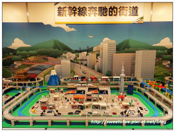 板橋大遠百多美火車展-3