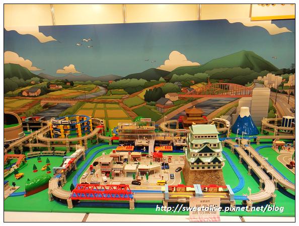 板橋大遠百多美火車展-4