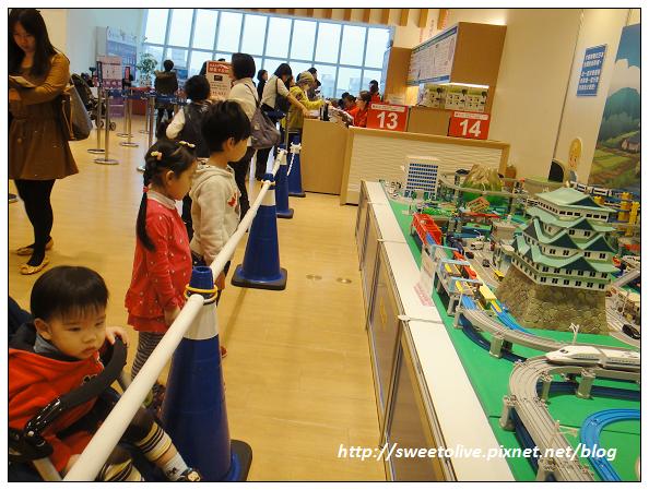 板橋大遠百多美火車展-7