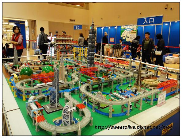 板橋大遠百多美火車展-8