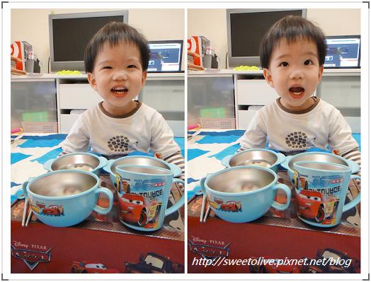 DISNEY公主麥坤不鏽鋼餐具組-6