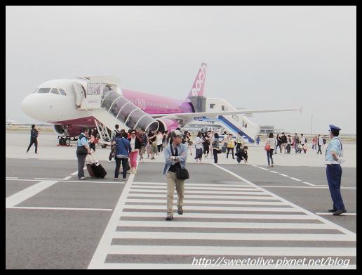 201306 大阪行 樂桃航空-7