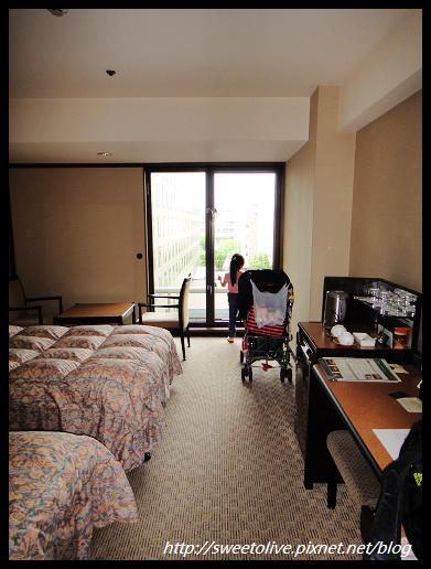 日本關西自由行 京都飯店篇-4