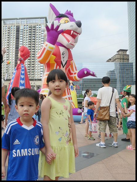 2014 SUMMER 新北市政府廣場 童話城堡-2