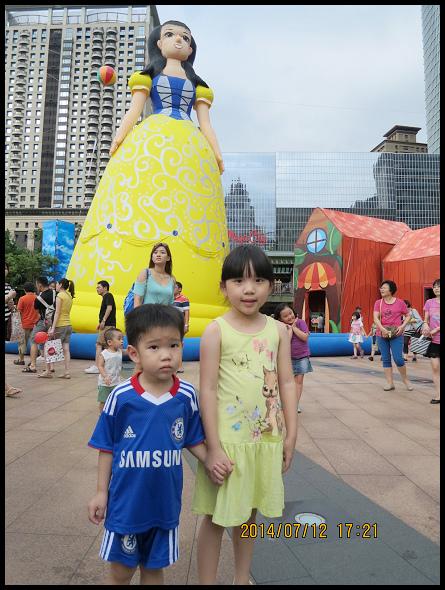 2014 SUMMER 新北市政府廣場 童話城堡-3