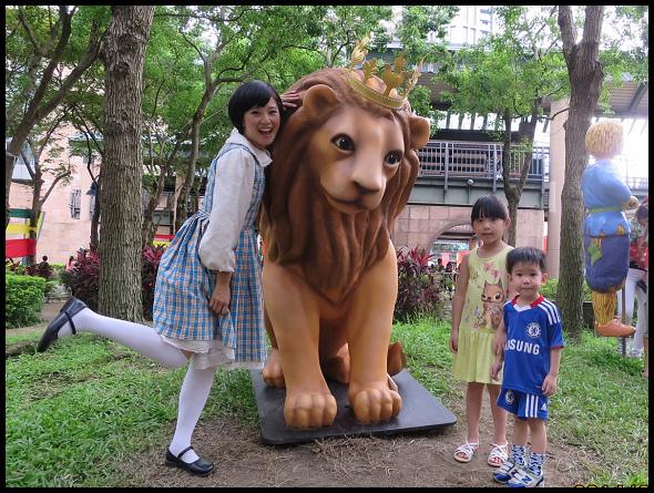 2014 SUMMER 新北市政府廣場 童話城堡-4