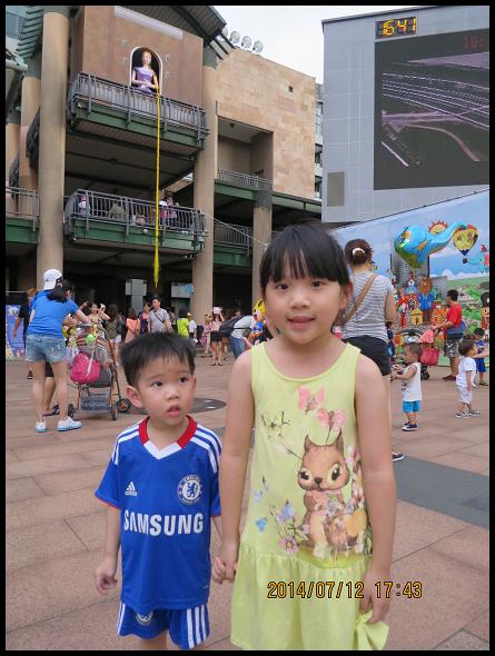2014 SUMMER 新北市政府廣場 童話城堡-8