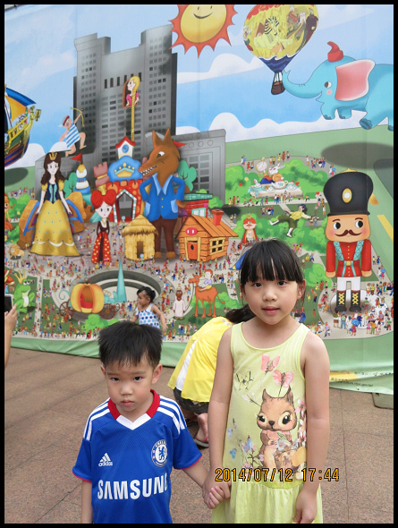 2014 SUMMER 新北市政府廣場 童話城堡-9