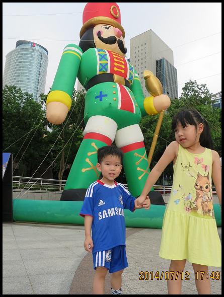2014 SUMMER 新北市政府廣場 童話城堡-10