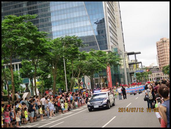 2014 SUMMER 新北市政府廣場 童話城堡-12