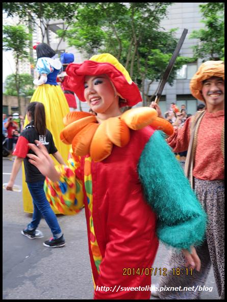 2014 SUMMER 新北市政府廣場 童話城堡-15