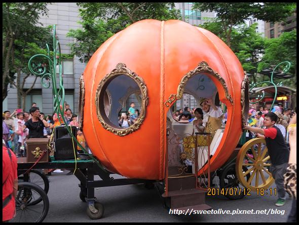 2014 SUMMER 新北市政府廣場 童話城堡-17