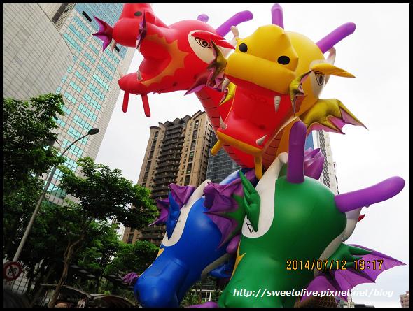 2014 SUMMER 新北市政府廣場 童話城堡-25