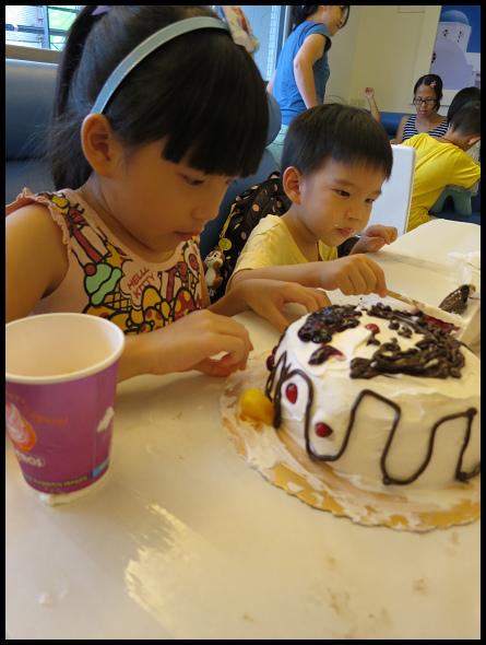 20140804 咖博館蛋糕DIY-22
