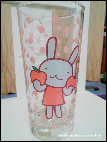阿朗基點點玻璃杯-4