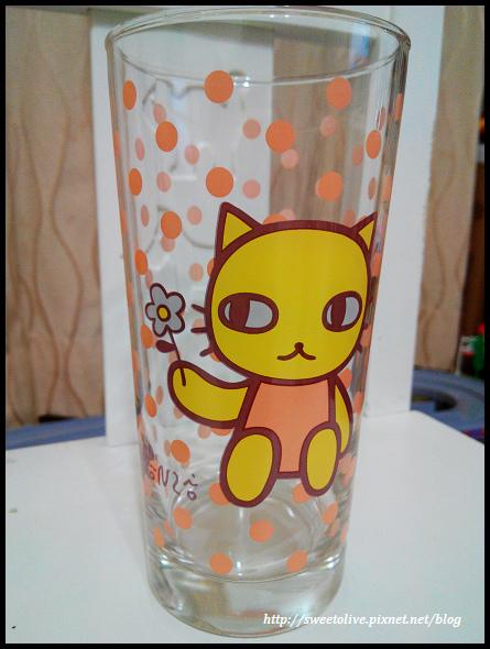 阿朗基點點玻璃杯-6