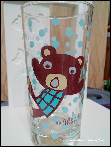 阿朗基點點玻璃杯-8
