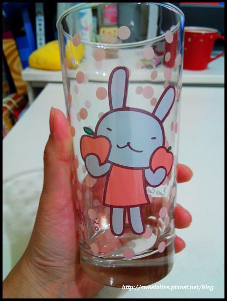阿朗基點點玻璃杯-9