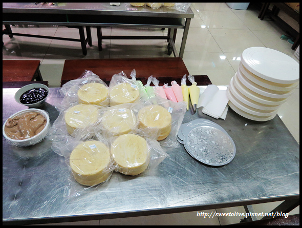 20140830 兔寶生日蛋糕DIY@義美-31