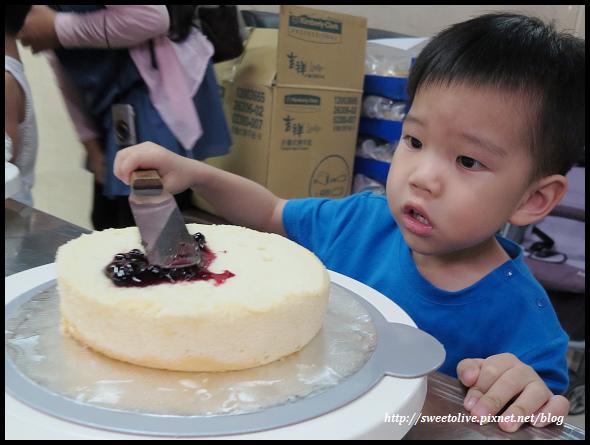 20140830 兔寶生日蛋糕DIY@義美-32