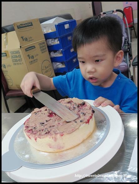 20140830 兔寶生日蛋糕DIY@義美-34
