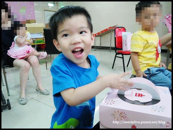 20140830 兔寶生日蛋糕DIY@義美-38