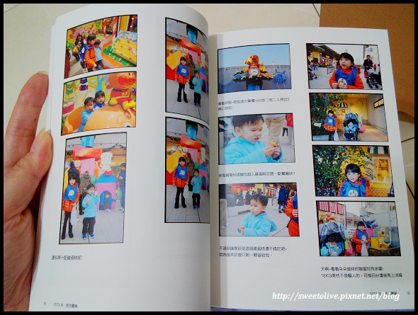 TIN TIN PRINT - BLOG BOOK 6