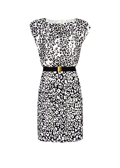 AnimalPrintDress_Mango