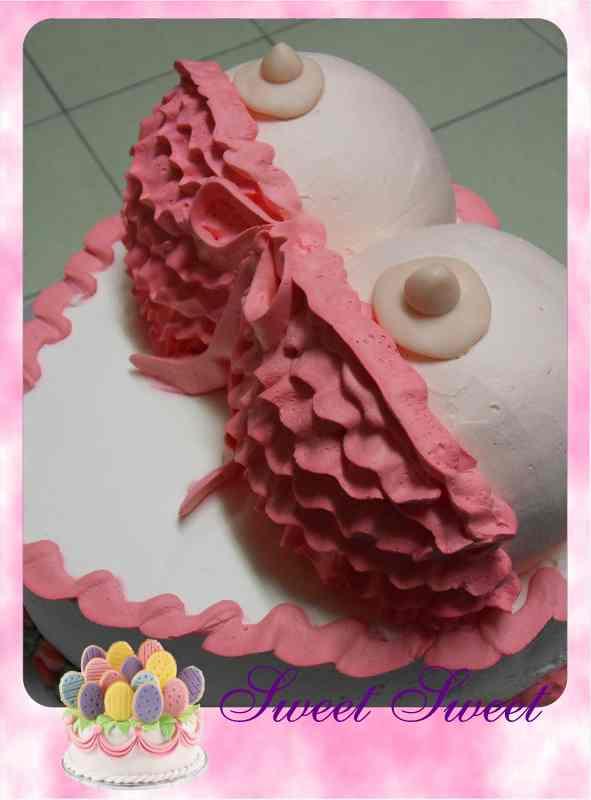 造型蛋糕 《34D》