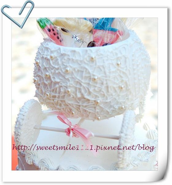 主題之星   婚禮蛋糕《南瓜馬車》