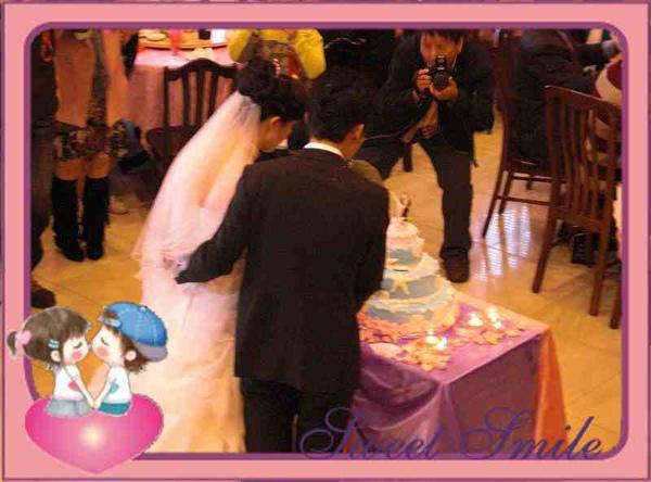 981121阿康&家珍結婚喜宴