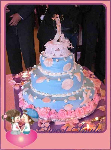 婚禮蛋糕《海派甜心》
