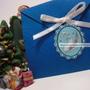 聖誕小卡  信中信