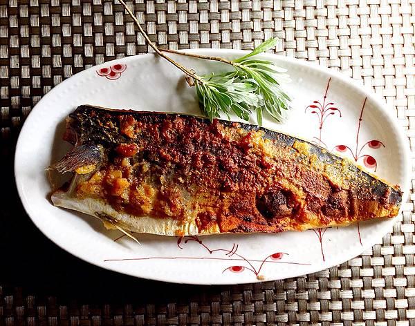 梅香味增鯖魚
