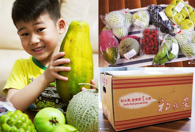 【水果宅配】初水果 - 营养直达车 | 优质水果轻松购 ღ最优宅配ღ