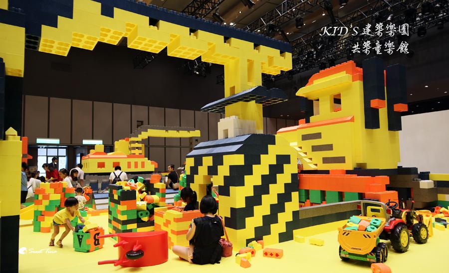 【暑期活動】KID'S建築樂園 – 共築童樂館 / 180坪 ✨大型造型設施 / 八大區域盡情體驗 ღ新光三越A11,6樓ღ