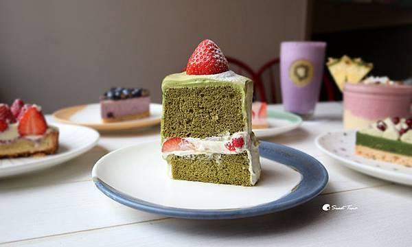日福_柚見青莓蛋糕