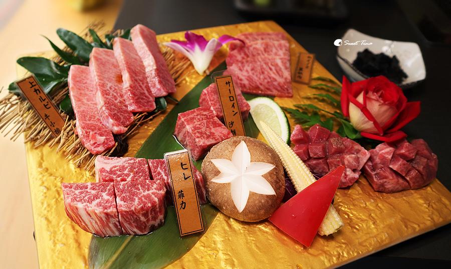 一齊和牛燒肉