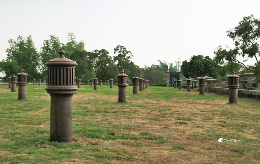 原臺南水道-淨水池區
