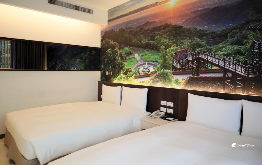 南科贊美酒店
