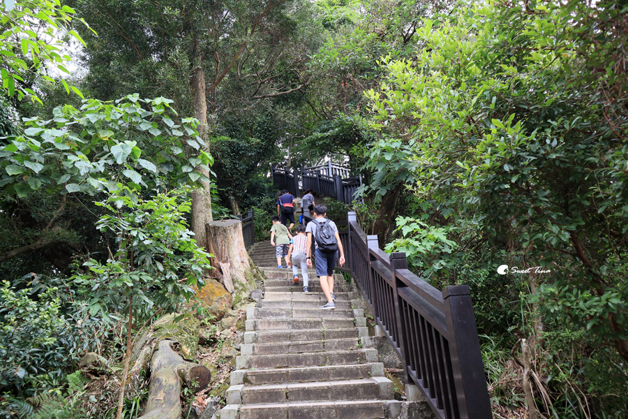 仙跡岩親山步道