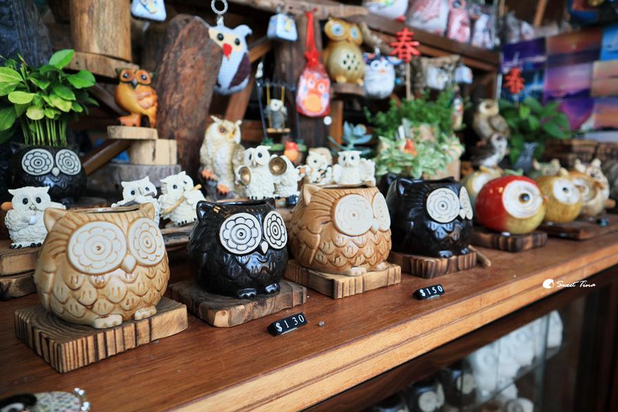 貓頭鷹藝品蔬食館