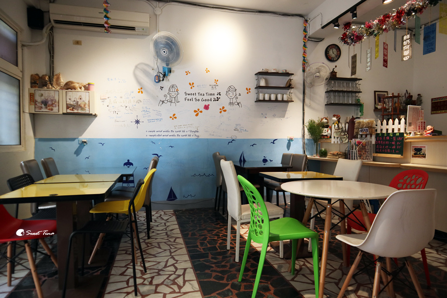 鼻頭67不一樣咖啡館