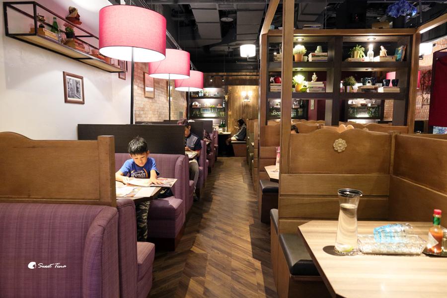 洋城義大利餐酒館