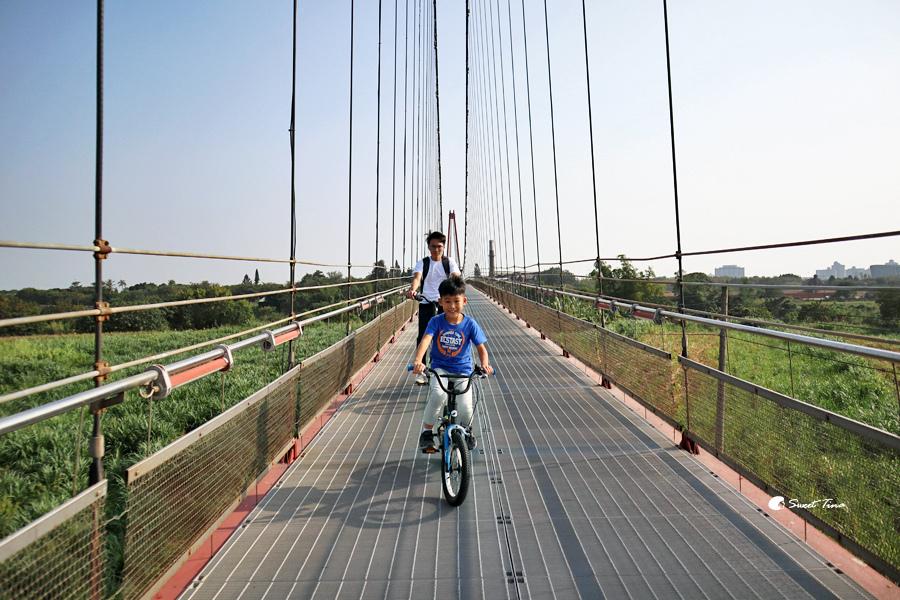 六家佃長壽吊橋