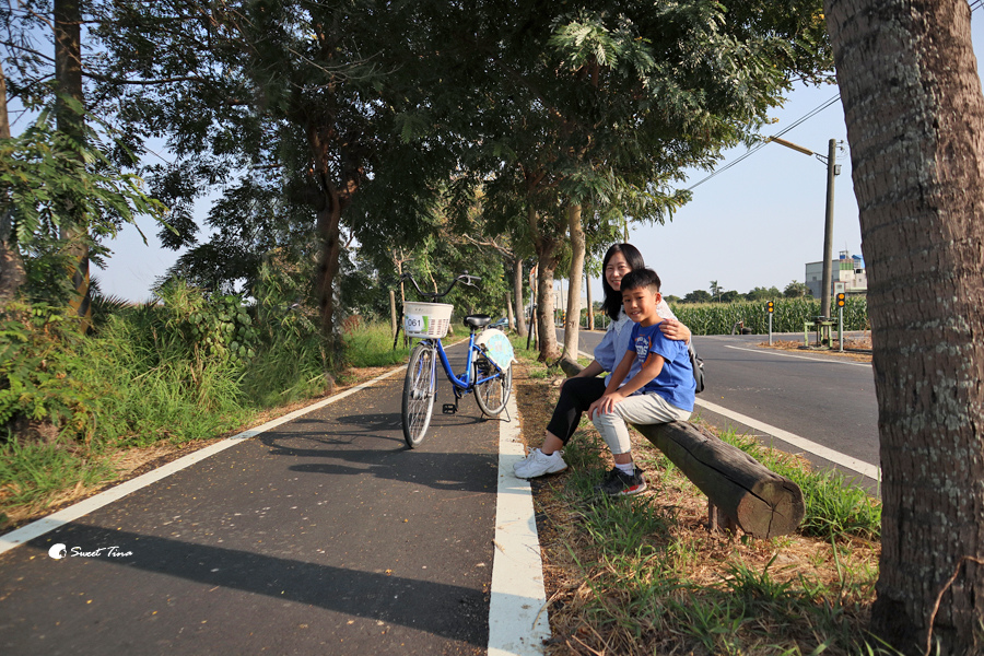 朴子溪自行車道