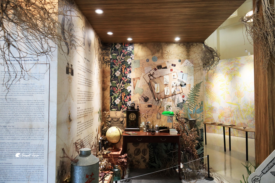 坪林茶葉博物館
