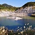 硫磺地熱景觀