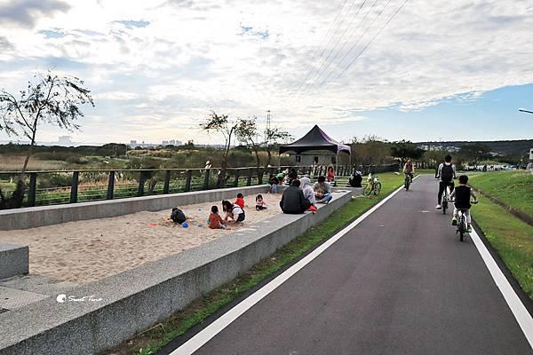 大鶯綠野景觀自行車道